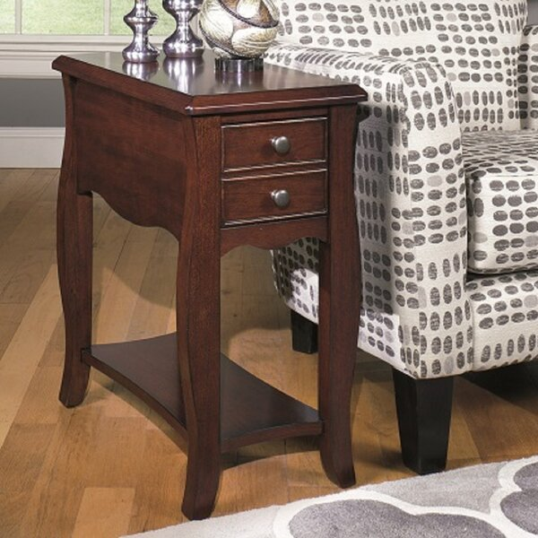 Chairside End Table by Wildon Home ®