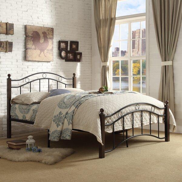 Everly Platform Bed Charlton Home W001200926