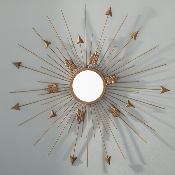 Duncan Wall Mirror by Corrigan Studio
