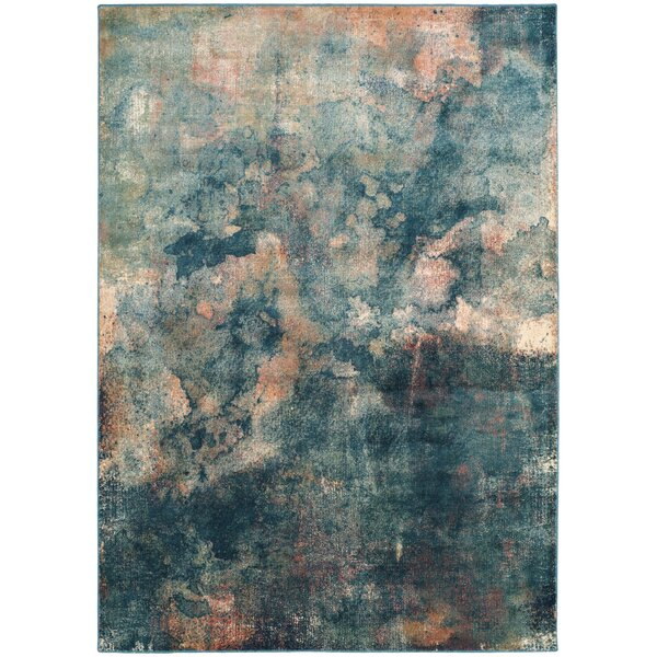 Stave Area Rug By Wrought Studio.