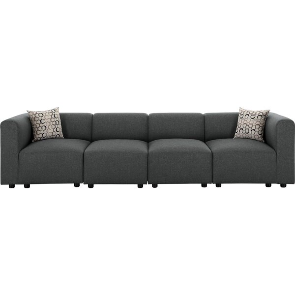Korbin Modular Sofa by Wrought Studio