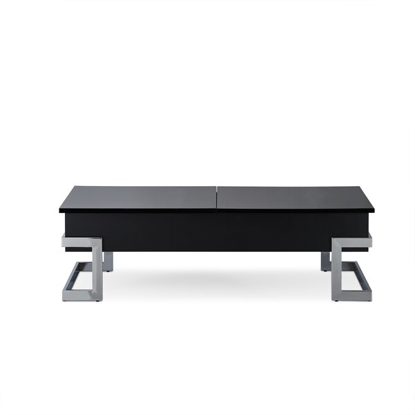 Dimond Lift Top Sled Coffee Table With Storage By Orren Ellis
