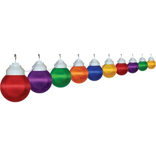 Looking for 10-Light Globe String Lights By Polymer Products
