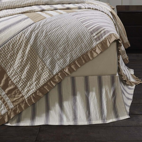 Lepe Bed Skirt by Gracie Oaks
