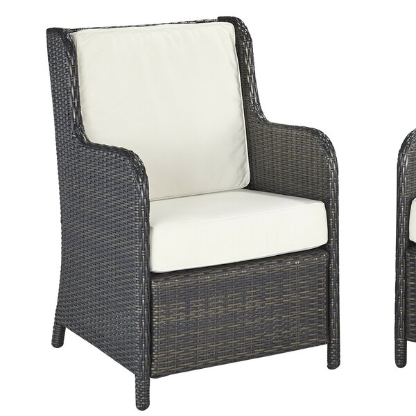 Riviera Lounge Chair with Cushions (Set of 2) by Home Styles