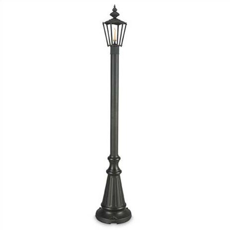 Islander Outdoor 80 Post Light by Patio Living Concepts