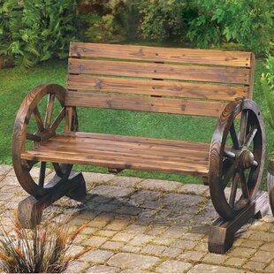 Merveilleux Ketcha Wood Garden Bench