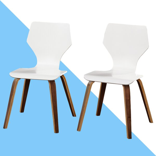 Cecillia Dining Chair (Set of 2) by Hashtag Home