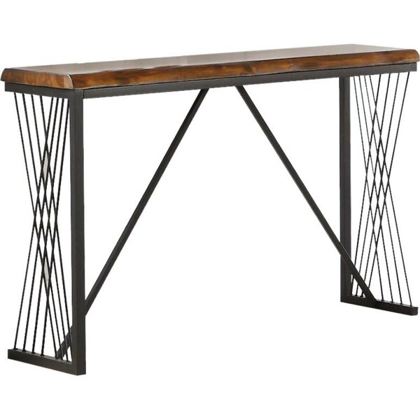 Hailey Wood Console Table by Foundry Select