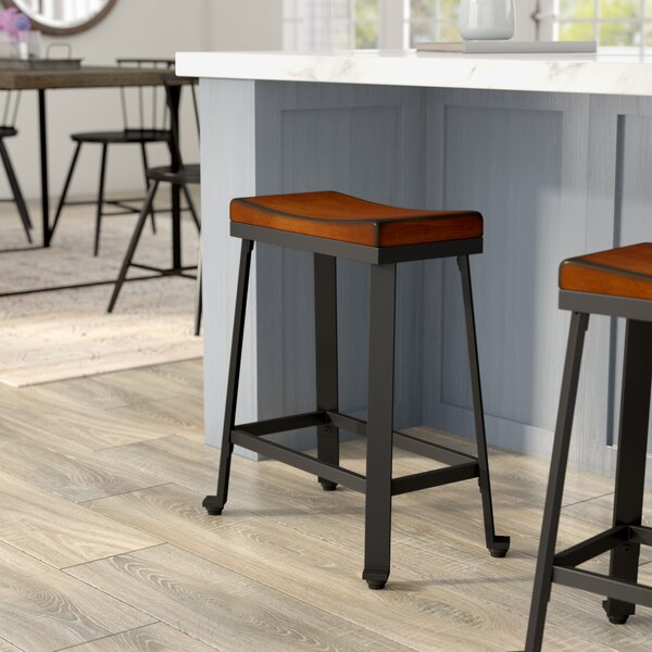 Casarina 24 Bar Stool by Gracie Oaks
