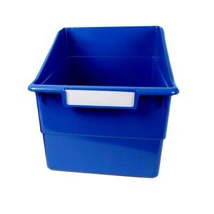 Best Reviews Shelf File Cubby Bin with Label Holder ByEducators Resource