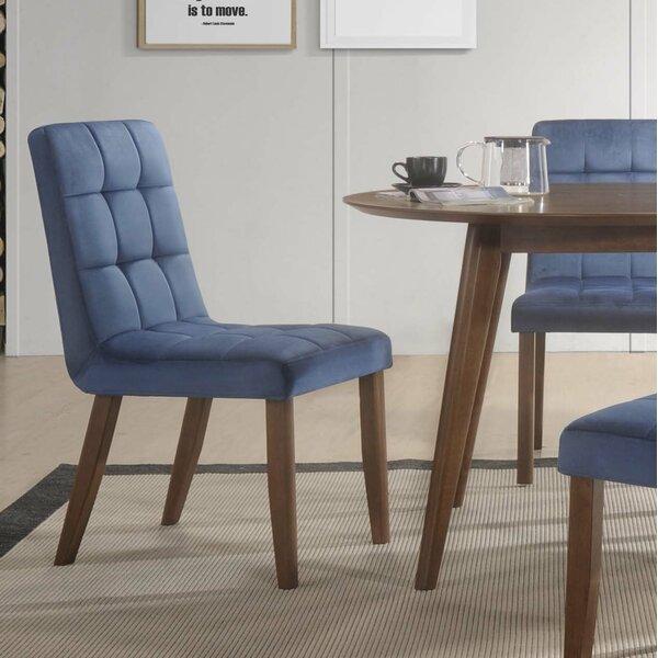 Singleton Tufted Upholstered Dining Chair (Set of 2) by Brayden Studio