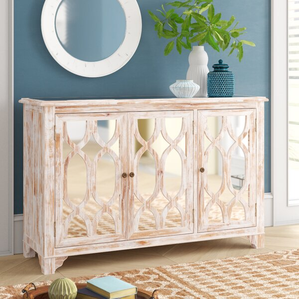 Higginsville Buffet Table by Bungalow Rose Bungalow Rose