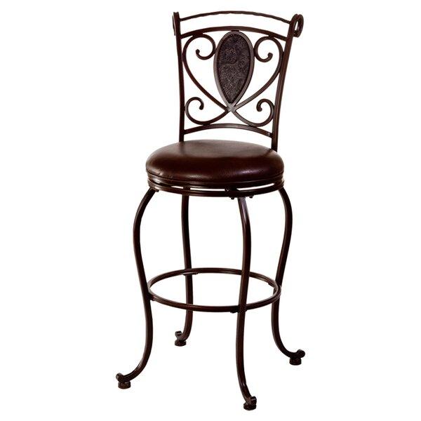 Scarton 30 Swivel Bar Stool by Hillsdale Furniture