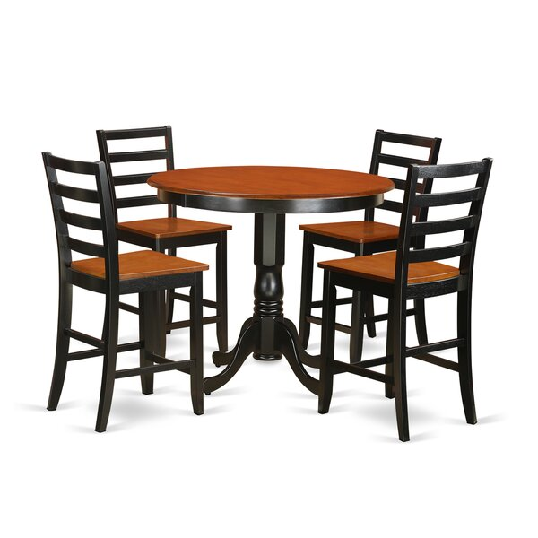 Trenton Dining Set by Wooden Importers Wooden Importers