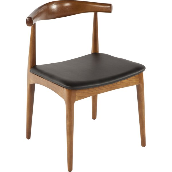 Kennedy Side Upholstered Dining Chair by Stilnovo