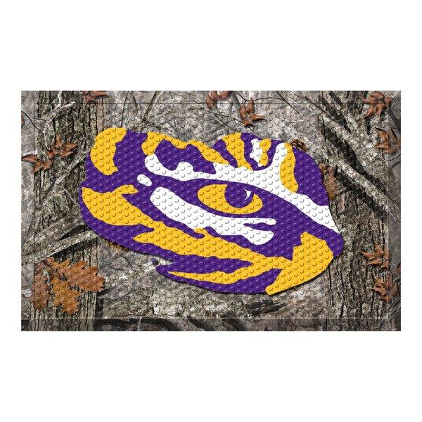 Louisiana State University Doormat by FANMATS