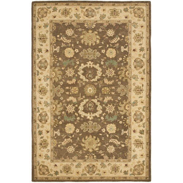 Anatolia Brown/Beige Area Rug by Safavieh