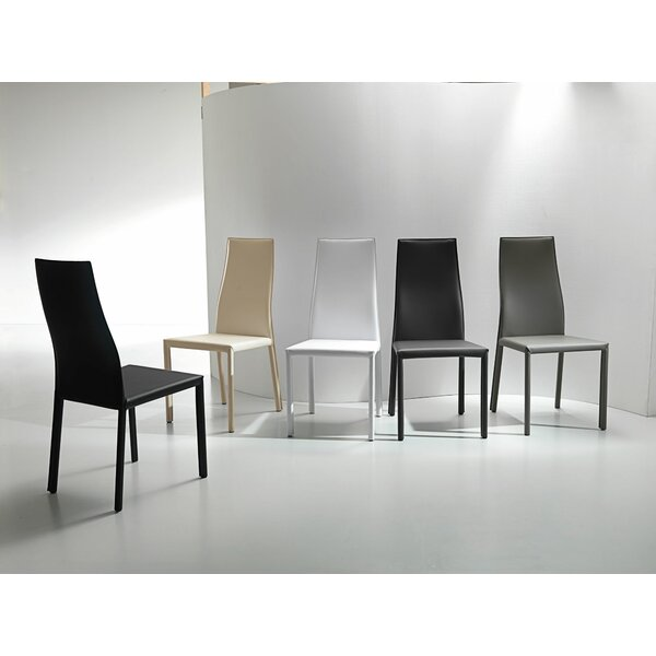 Wanda Upholstered Dining Chair by YumanMod
