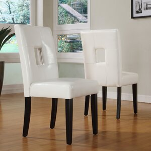 Belvin Keyhole Side Chair (Set of 2)