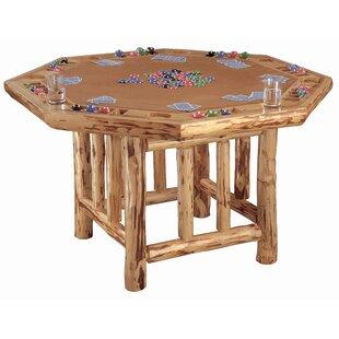 Octagon Poker Table Cover | Wayfair