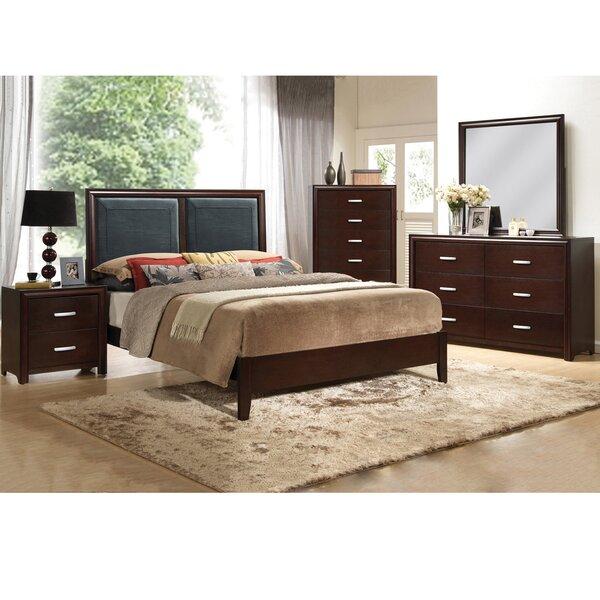 Pelagia Queen Panel 4 Piece Bedroom Set by Ebern Designs