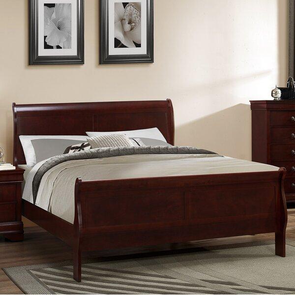 Braiden Sleigh Bed by Charlton Home