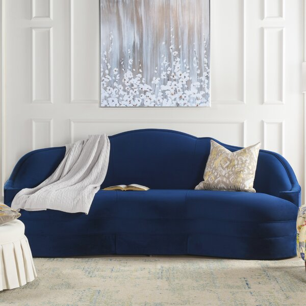Shop Fashion Lucian Sofa by Rosdorf Park by Rosdorf Park