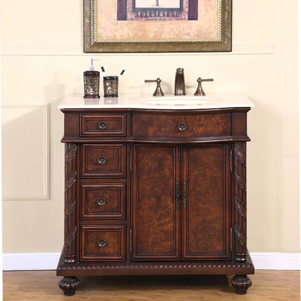 Harrow 36 Single Bathroom Vanity Set by Astoria Grand