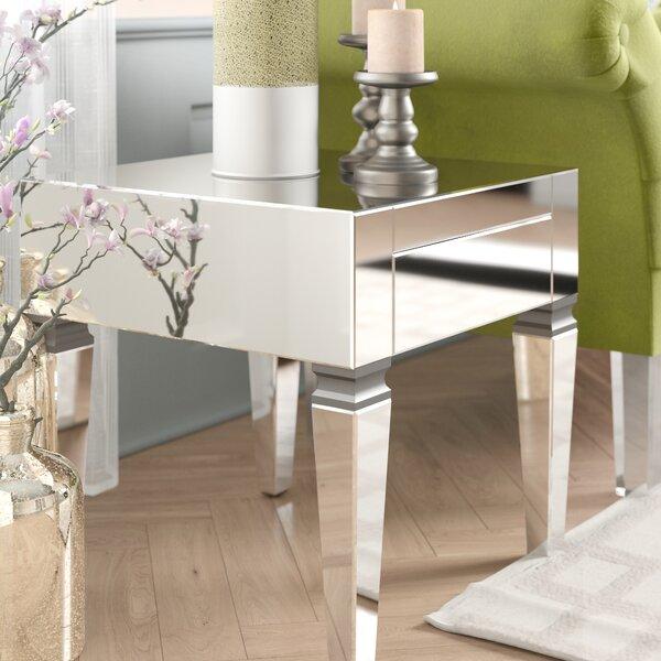 Karina End Table by Willa Arlo Interiors