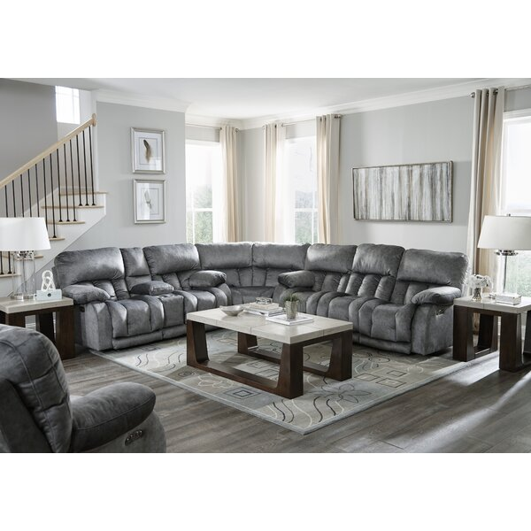 #1 Kendall Reclining Sectional By Catnapper Reviews
