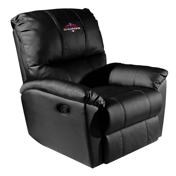 Boston Red Home Theater Individual Seating By Dreamseat