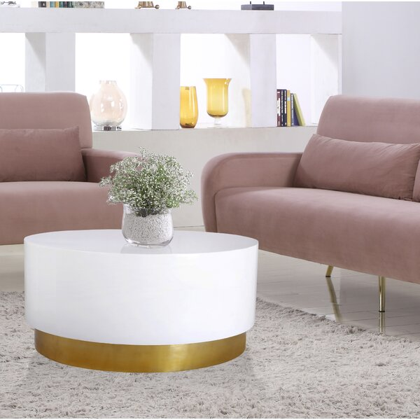 Marland Coffee Table By Everly Quinn