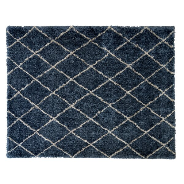 Summerfield Blue Area Rug by Wrought Studio