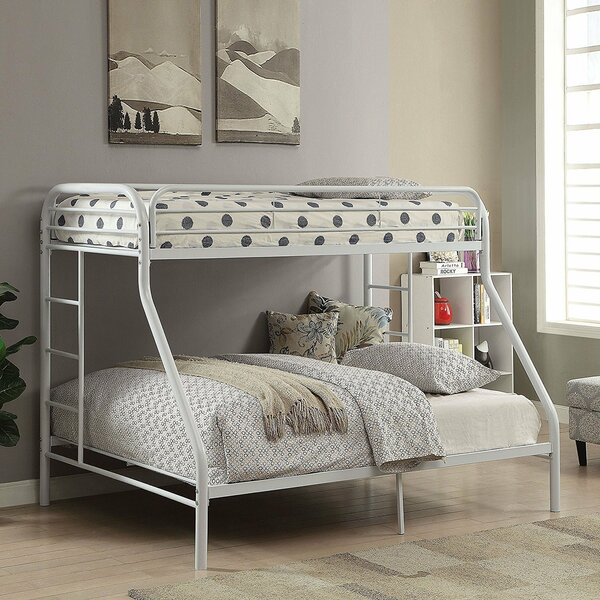 Kelm Twin Over Full Bunk Bed by Zoomie Kids