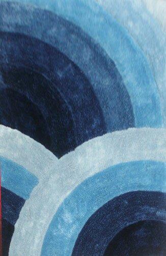 Towonna Blue Area Rug by Orren Ellis