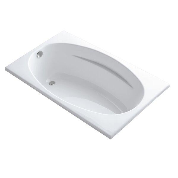 Proflex 60 x 36 Drop In Soaking Bathtub by Kohler