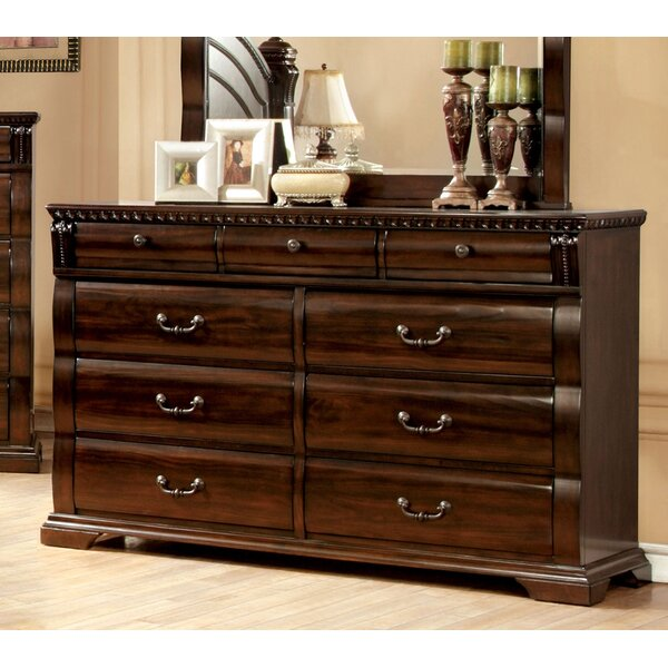 Futrell 9 Drawer Double Dresser by Astoria Grand