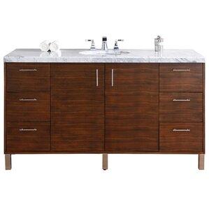 Bathroom Vanities Wayfair modern walnut vanity | wayfair