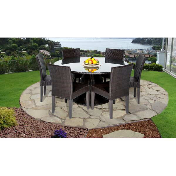 Fernando 7 Piece Dining Set by Sol 72 Outdoor Sol 72 Outdoor