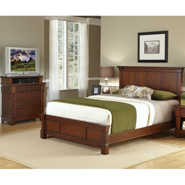 Cargile Panel 2 Piece Bedroom Set by Darby Home Co