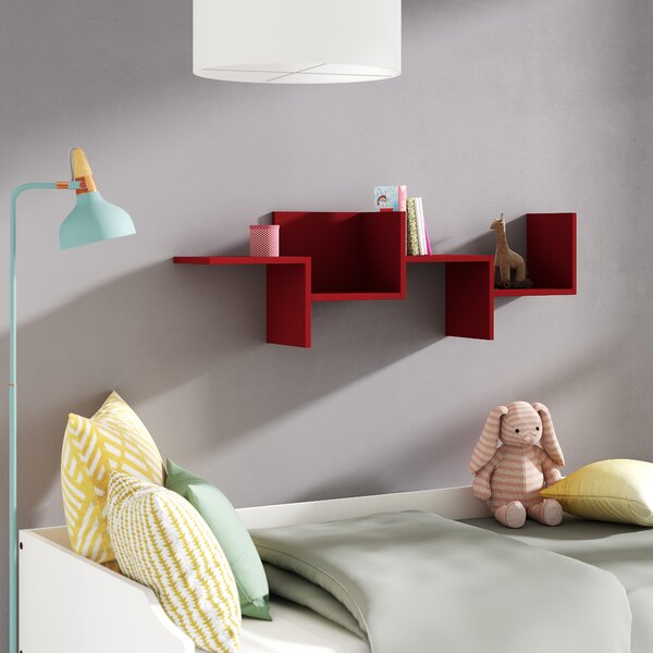 Mckeown Modern Wall Shelf by Ivy Bronx