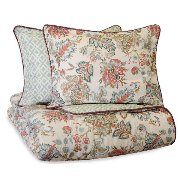 Brompton Reversible Comforter Set