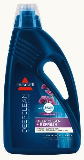 Deep Clean with Febreze Spring and Renewal Carpet Cleaner by Bissell