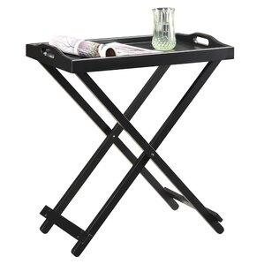 Schererville Folding Tray Table