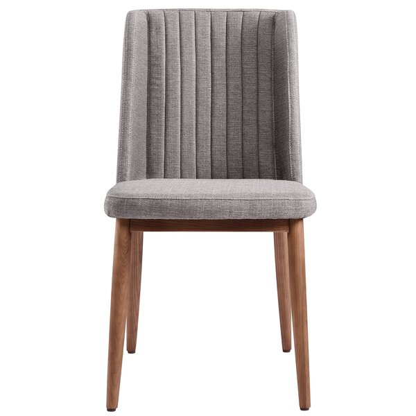 Camelford Mid-Century Upholstered Dining Chair (Set of 2) by Corrigan Studio