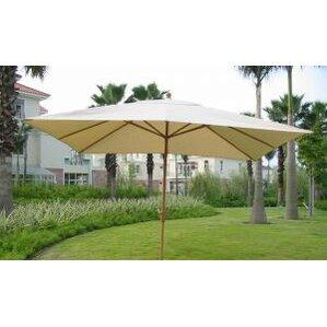 11u0027 X 8u0027 Rectangular Market Umbrella