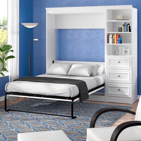 Acevedo Full/Double Murphy Bed by Latitude Run