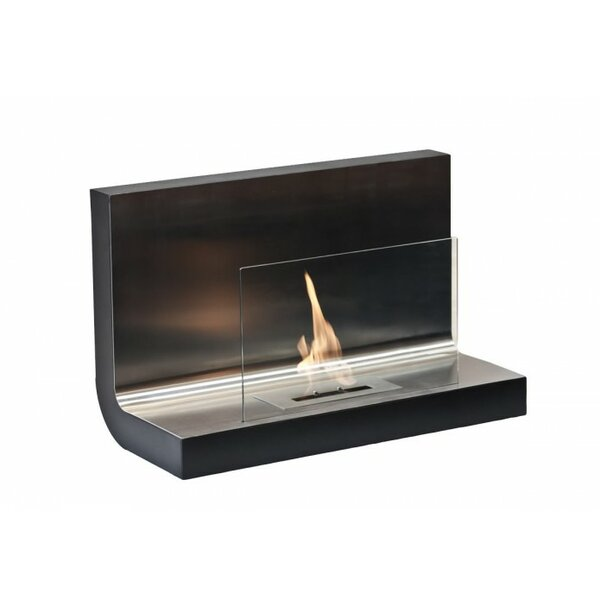 Ferrum Wall Mounted Ethanol Fireplace By Ignis Products