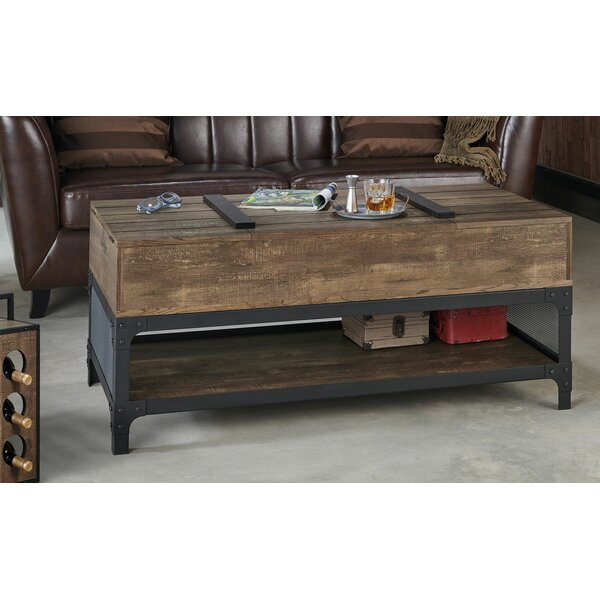 Tanesha Lift-Top Coffee Table by Williston Forge Williston Forge